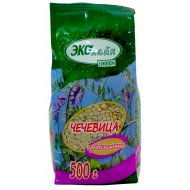 Чечевица «Эколайн» Green продовольственная 500 г