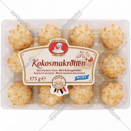 Кокосовое печенье, 175 г.