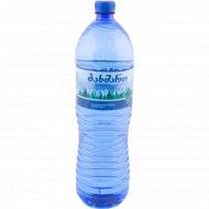 Вода питьевая «Бахмаро» негазированная, 1.5 л.