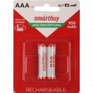 Аккумулятор «Smartbuy» AAA/2BL 950mAh.