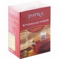 Чай черный «Impra» Big Leaf, листовой, 80 г.