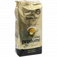 Кофе натуральный «Dallmayr» темнообжаренный в зернах, 1 кг.