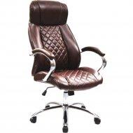 Кресло компьютерное «Signal» Q-557, коричневый