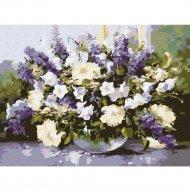 Картина по номерам «Azart» Весенний букет, 30х40 см