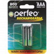 Аккумуляторы «Perfeo» AAA2HR03 / 1,2V.