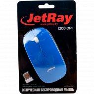 Мышь «Jetray» оптическая беспроводная, M2011.