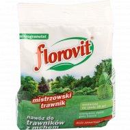 Удобрениедля газонов с добавкой железа «Florovit» гранулированное, 1 кг.