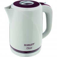 Чайник электрический «Scarlett» SC-028, 1.7 л.