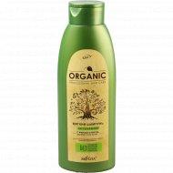 Мягкий бессульфатный шампунь с фитокератином «Organic», 500 мл.