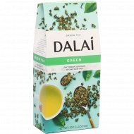 Чай зеленый «Dalai» листовой китайский чай, 100 г.