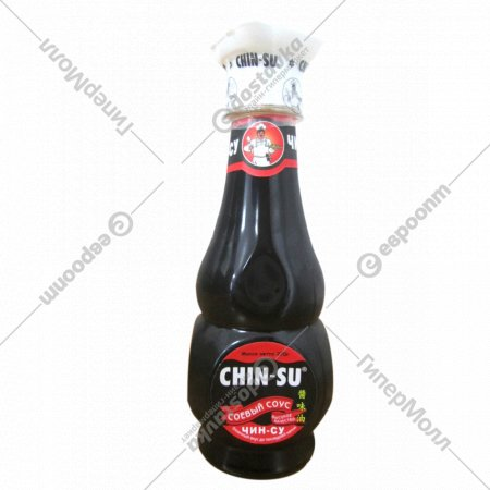 Соевый соус «CHIN-SU» 270 г.