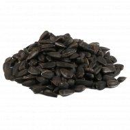Семена подсолнечника неочищенные 1 кг., фасовка 0.3-0.4 кг