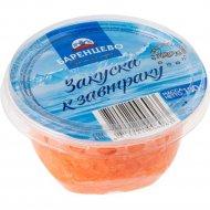 Лосось атлантический «Закуска к завтраку» 180 г.