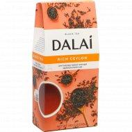 Чай черный «Dalai» крупнолистовой черный цейлонский, 100 г.