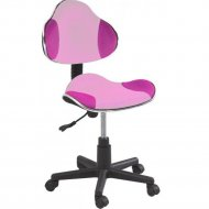 Кресло компьютерное «Signal» Q-G2, розовый