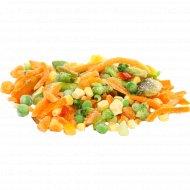 Смесь овощная «Bauer» итальянская, 1 кг., фасовка 0.9-1 кг