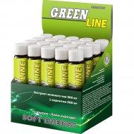 Напиток «Green Line» лайм-каркаде, 25 мл.