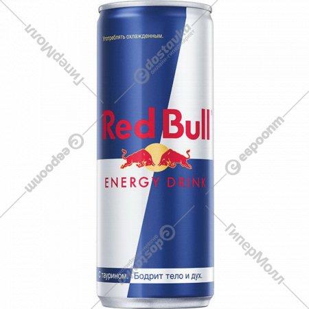 Напиток «Red Bull» энергетический 0.25 л.