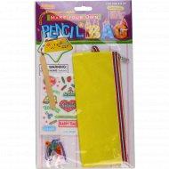 Игрушка-набор для детского творчества «Декоративный пенал».
