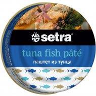 Паштет из тунца «Setra» 80 г.
