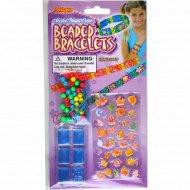 Игрушка-набор для детского творчества «Бисерные браслеты».