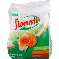 Удобрение гранулированное «Florovit» для роз, 1 кг.