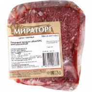Щеки говяжьи «Мираторг» замороженные, 1 кг., фасовка 0.5-0.9 кг