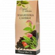 Чай черный «Земляника со сливками», 80 г.