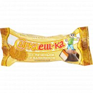 Крем-десерт «Сыркаеш-ка» с печеньем и ванилином, 23%, 40 г.