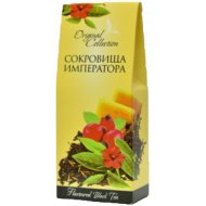Чай черный «Сокровища императора», 80 г.