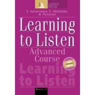 Книга «Английский язык. Cлушаем и понимаем на продвинутом этапе +CD».