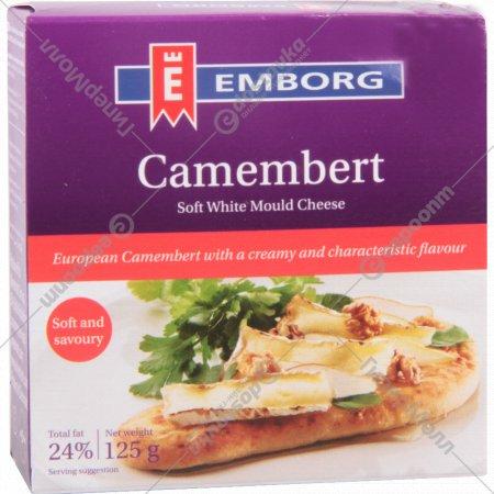 Сыр «Camembert» с белой плесенью 50 %, 125 г.