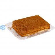Торт «Медовик сметанный» 450 г.
