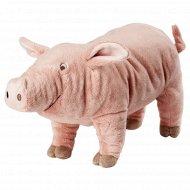 Мягкая игрушка «Кнорриг» поросенок розовый.