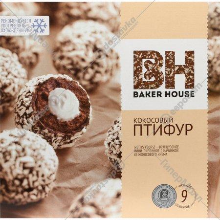 Пирожные «Baker House» Птифур, 225 г.