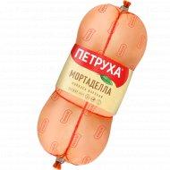 Колбаса вареная «Мортаделла» из мяса птицы, высшего сорта, 550 г.