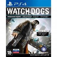 Игра для консоли «Ubisoft» Watch Dogs, 1CSC20003712