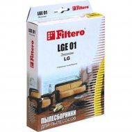 Пылесборник «Filtero» эконом, LGE 01 4.