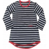 Туника (платье) детская, рост - 140, обхват груди - 68.