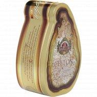 Чай черный «Basilur Gold» 100 г.