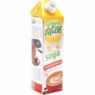 Напиток из сои «Green milk» обогащенный кальцием и витаминами, 1 л.