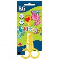 Ножницы детские «BG» Kitty, 6710, 12.5 см