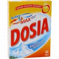 Стиральный порошок «Dosia» Альпийская Свежесть, 365 гр