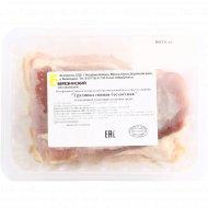 Полуфабрикат мясной «Грудинка свиная бескостная» 1 кг., фасовка 0.8-0.9 кг
