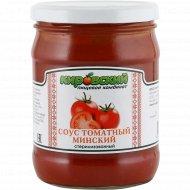 Соус томатный «Минский» стерилизованный, 500 г.