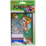 Игрушка-набор «Картинка из голографической фольги».