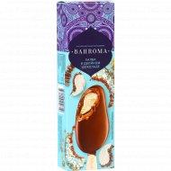 Мороженое «Bahroma» халва в двойном шоколаде, 75 г.