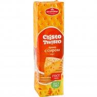 Крекер «Cristo Twisto» с сыром, 205 г.