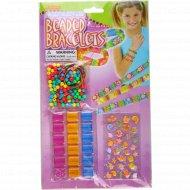 Игрушка-набор «Бисерные браслеты» для детского творчества.