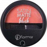 Румяна матовые «Flormar» Satin Matte Blush-on тон 02, 6 г.